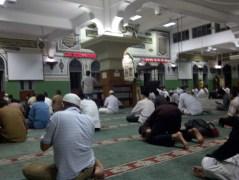 I'tikaf Masjid Al-Azhar Pusat
