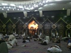 I'tikaf Masjid At-tin