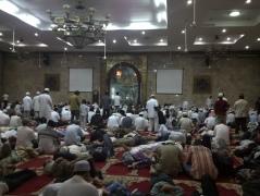 I'tikaf Masjid Sunda Kelapa