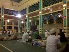 I'tikaf Masjid Pondok Indah