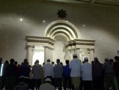 I'tikaf Masjid Bank Indonesia